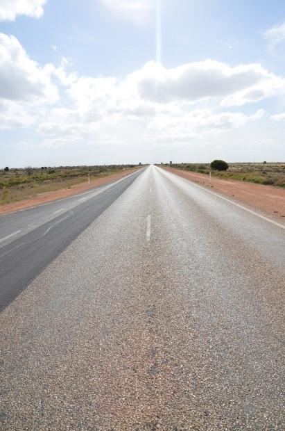 straight-road